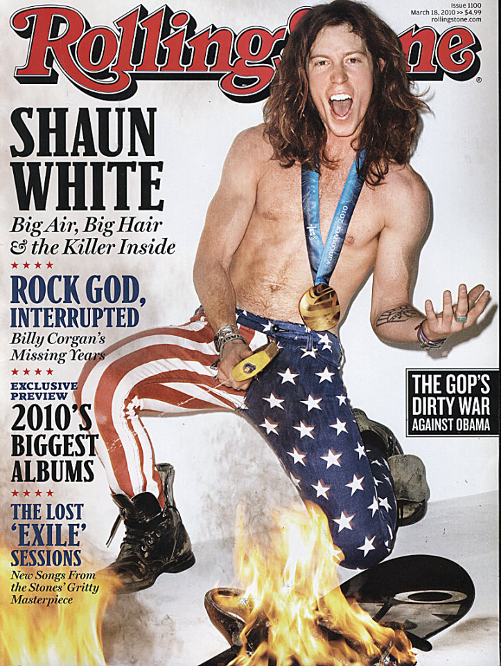 Rolling Stone Issue 1100