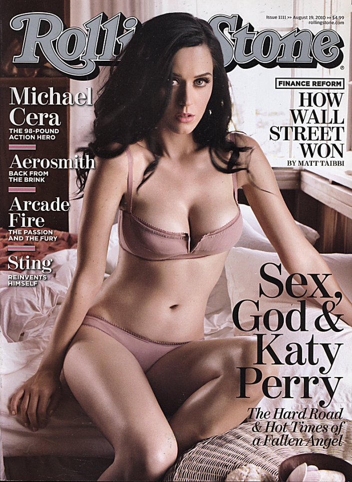 Rolling Stone Issue 1111
