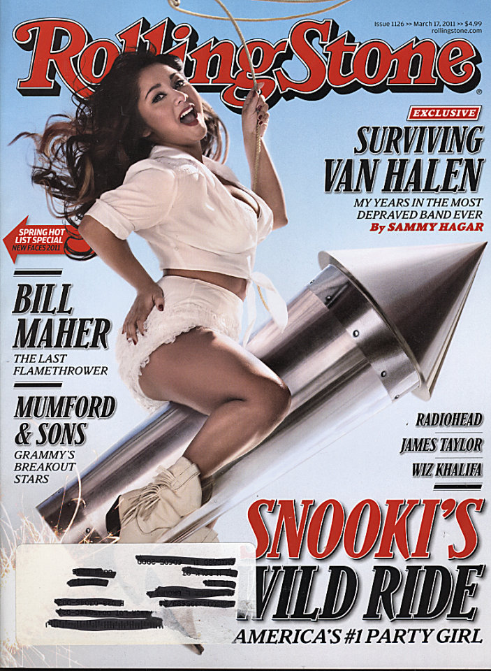 Rolling Stone Issue 1126