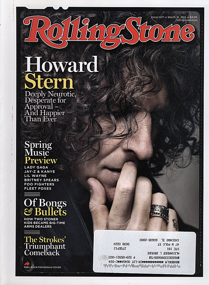 Rolling Stone Issue 1127