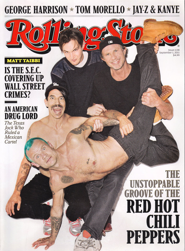 Rolling Stone Issue 1138
