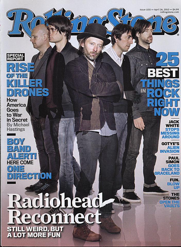 Rolling Stone Issue 1155
