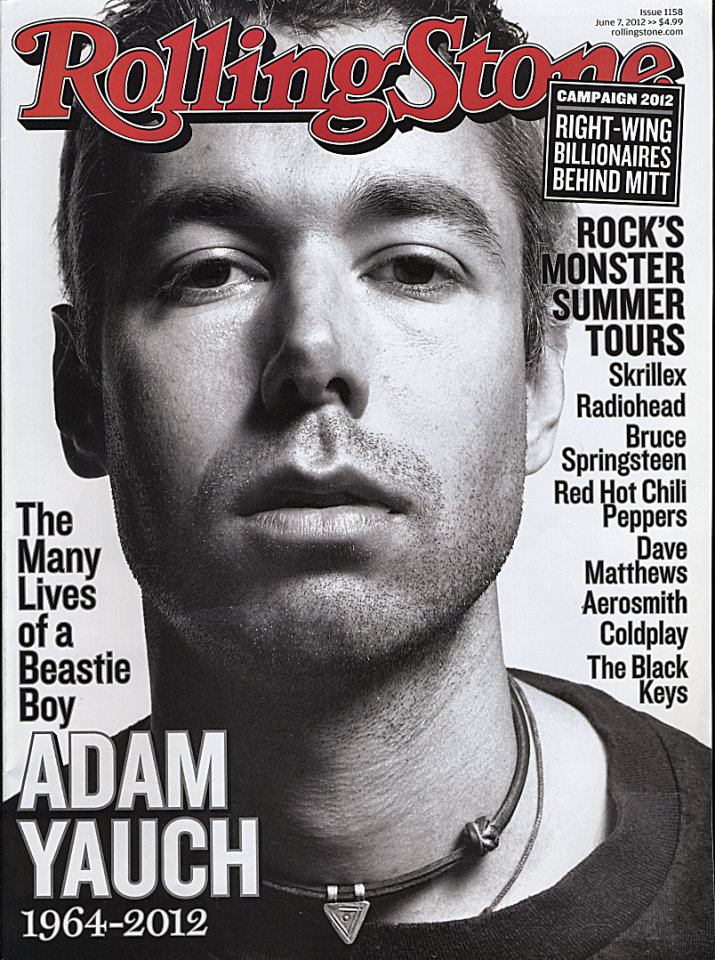 Rolling Stone Issue 1158