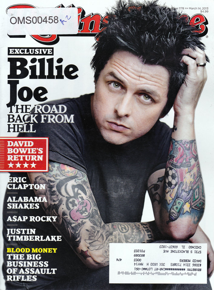 Rolling Stone Issue 1178