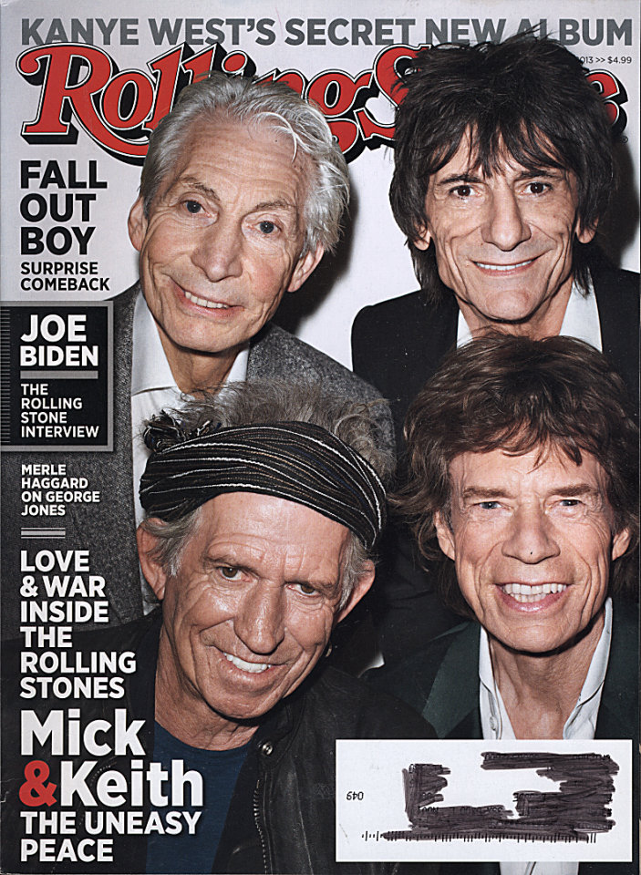 Rolling Stone Issue 1183