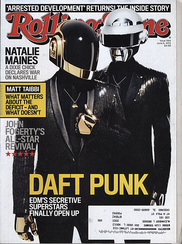 Rolling Stone Issue 1184