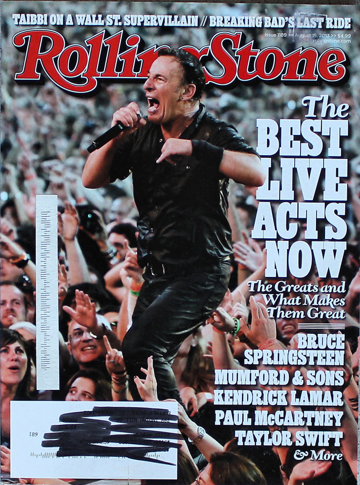 Rolling Stone Issue 1189