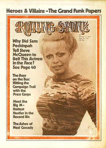 Rolling Stone Issue 119