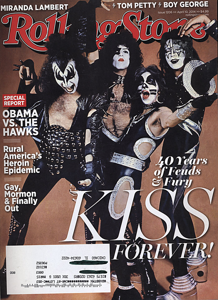 Rolling Stone Issue 1206