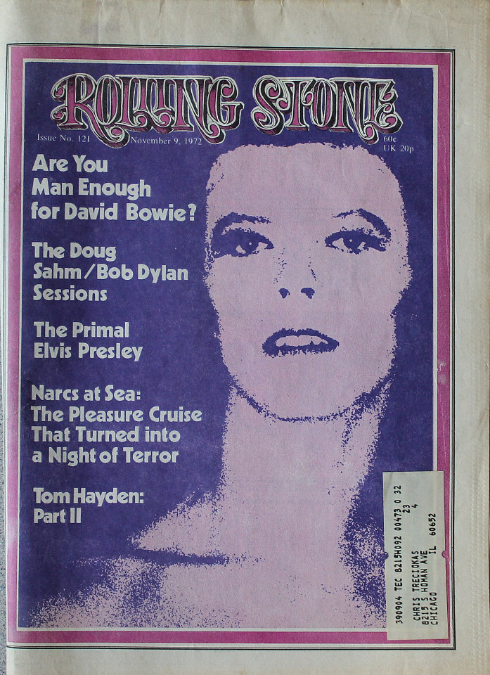Rolling Stone Issue 121