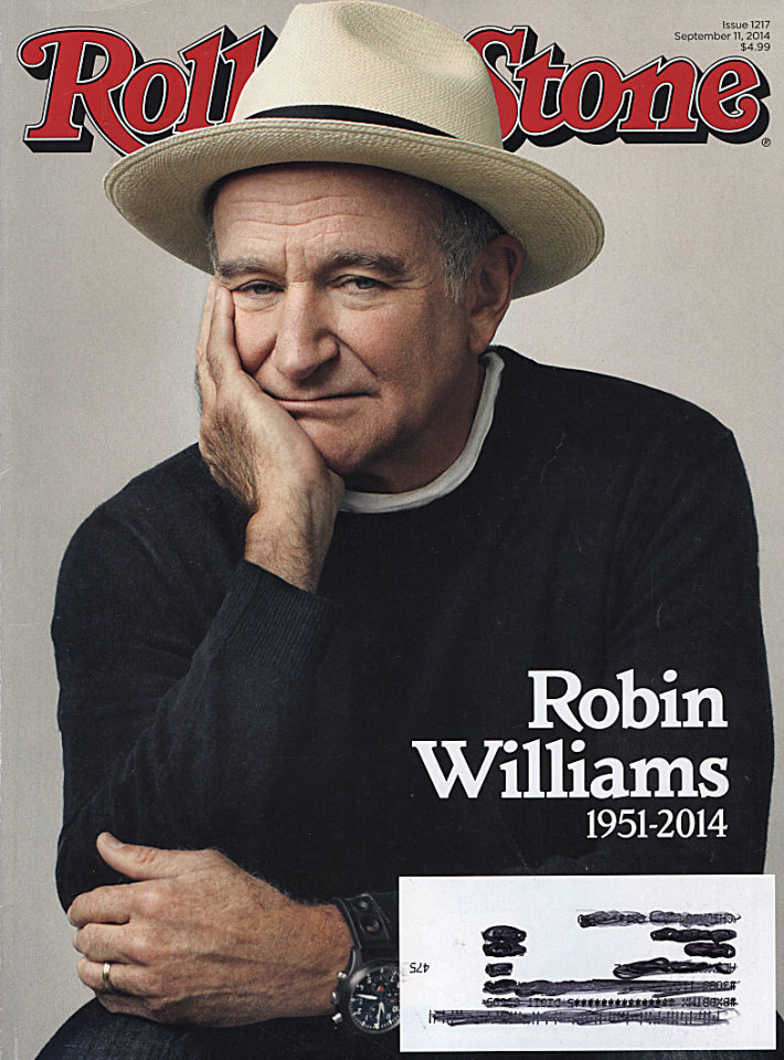 Rolling Stone Issue 1217