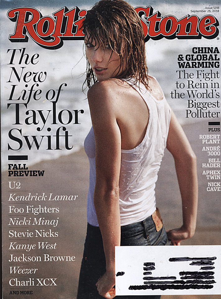 Rolling Stone Issue 1218