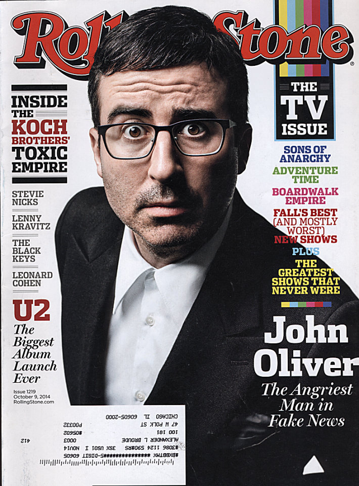 Rolling Stone Issue 1219