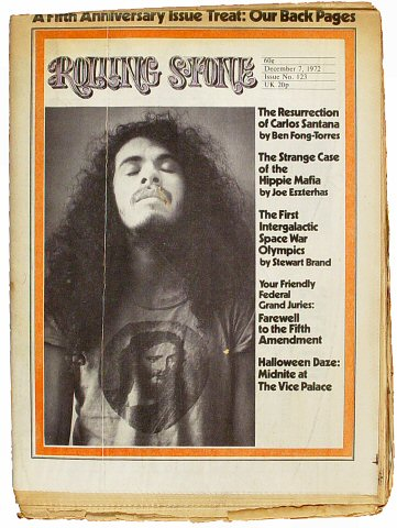 Rolling Stone Issue 123