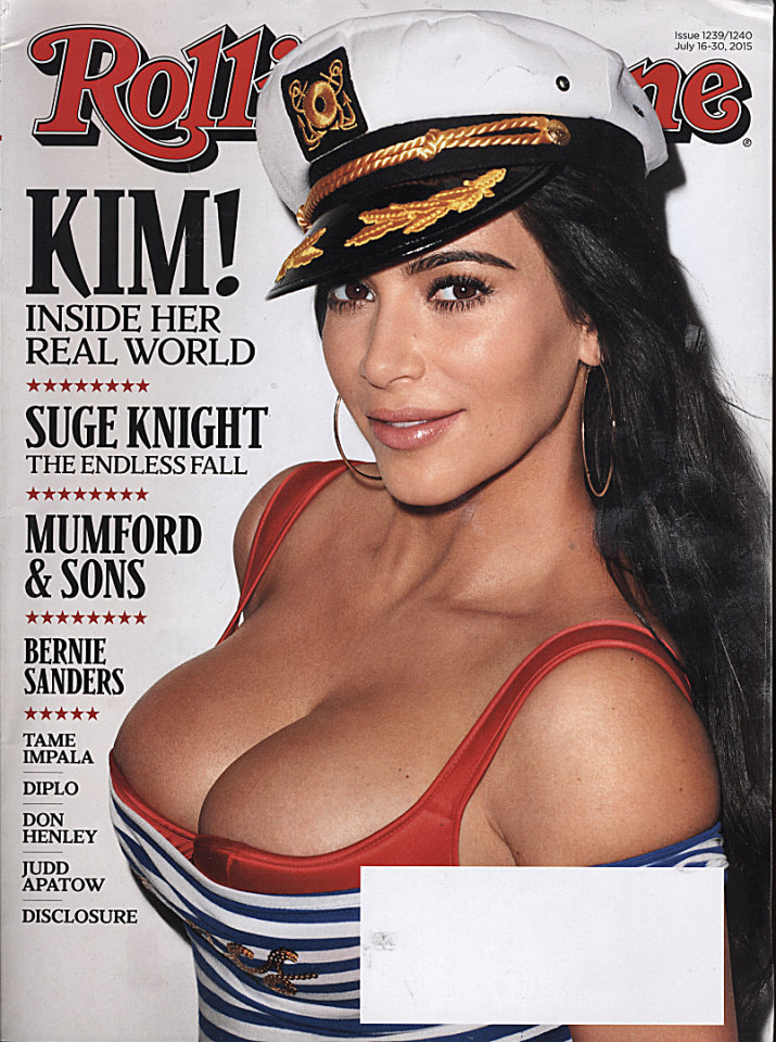 Rolling Stone Issue 1239 / 1240