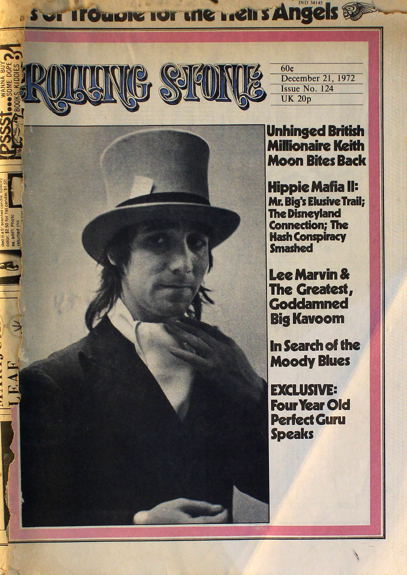 Rolling Stone Issue 124