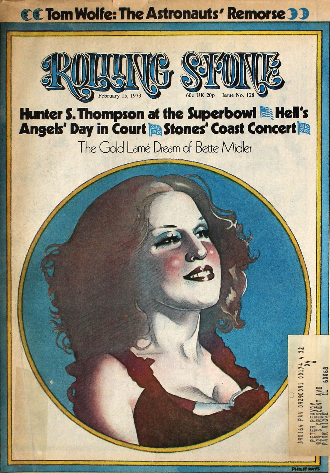 Rolling Stone Issue 128