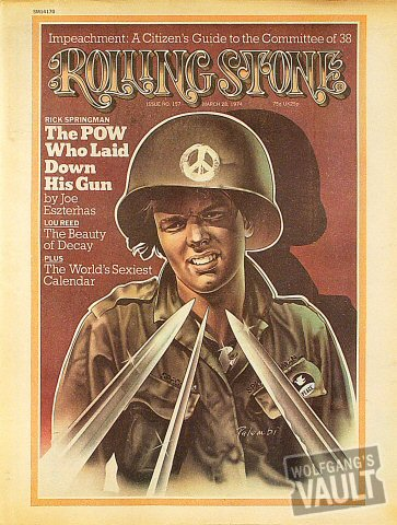 Rolling Stone Issue 157
