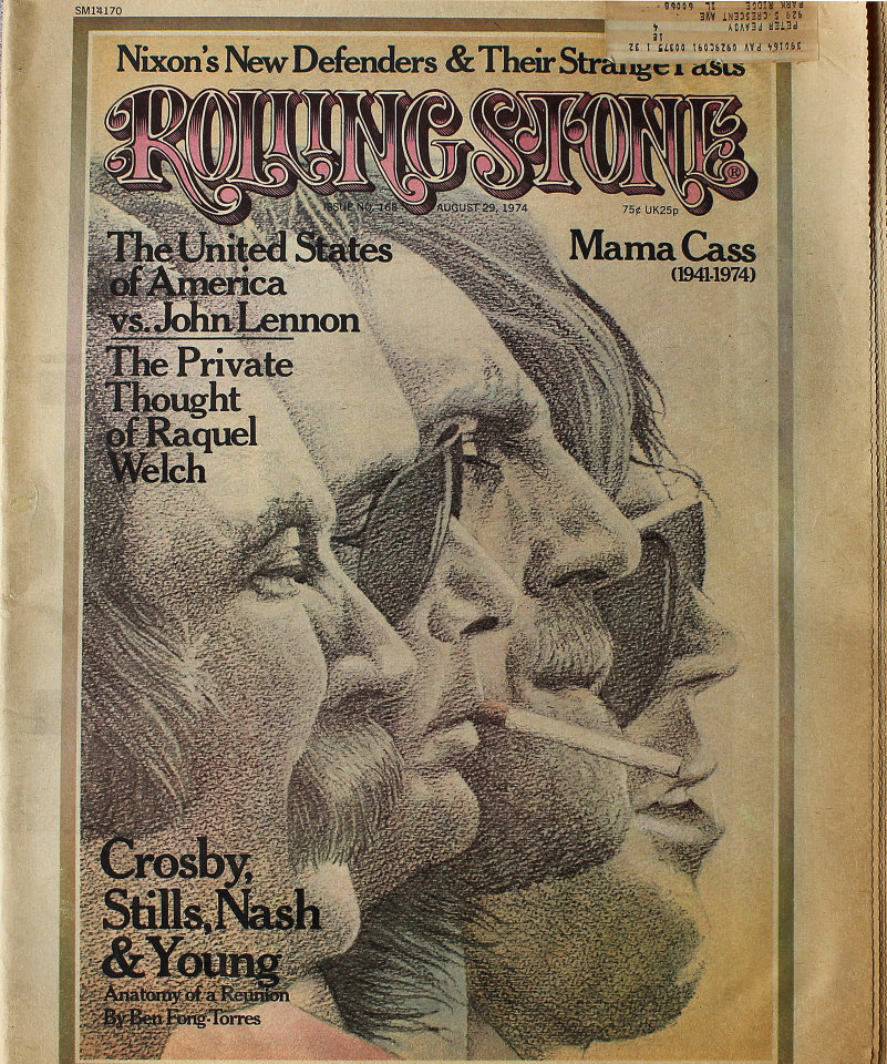 Rolling Stone Issue 168
