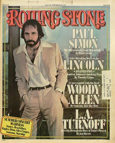 Rolling Stone Issue 216