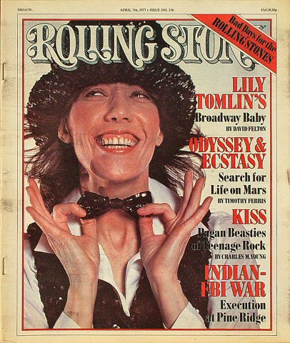 Rolling Stone Issue 236