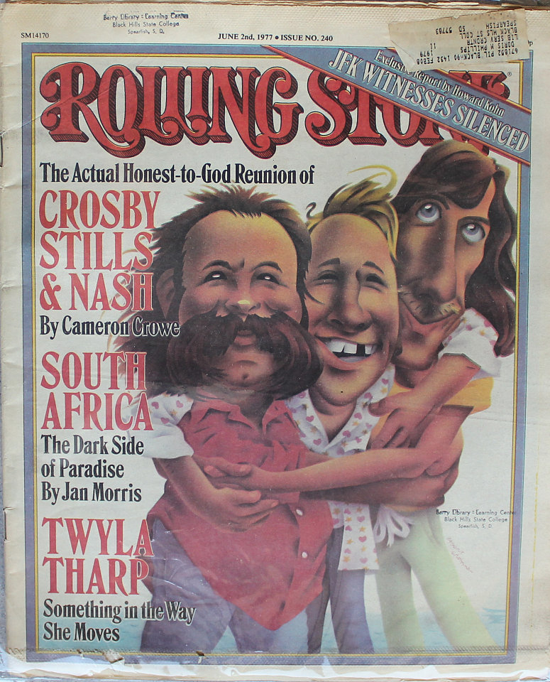 Rolling Stone Issue 240