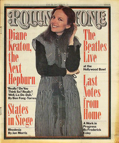 Rolling Stone Issue 242