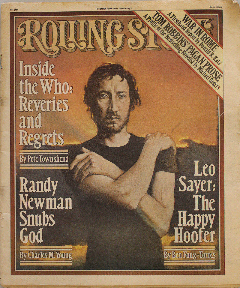 Rolling Stone Issue 252