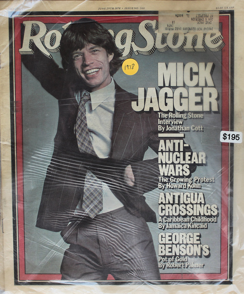 Rolling Stone Issue 268