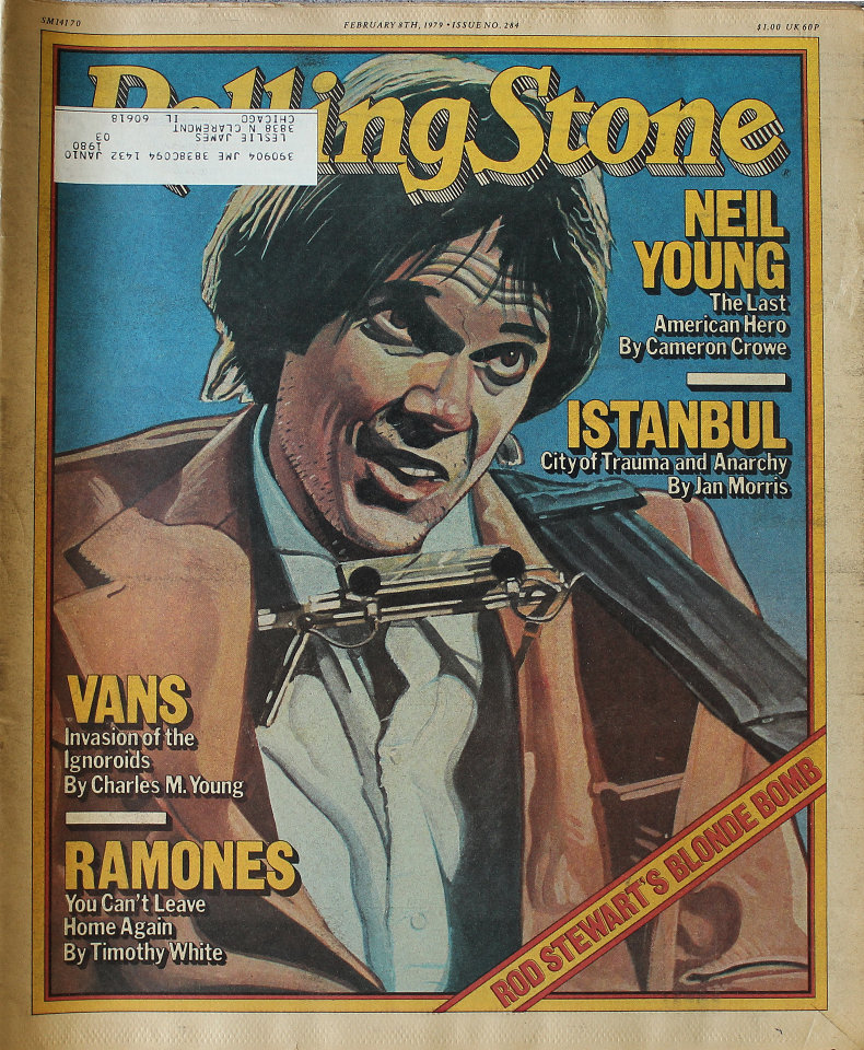 Rolling Stone Issue 284