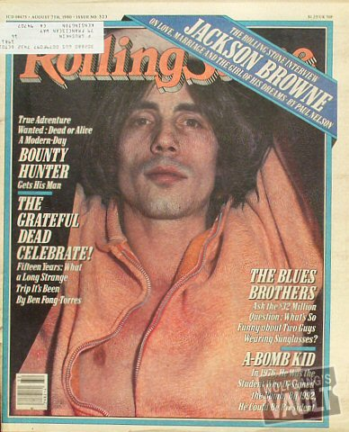 Rolling Stone Issue 323