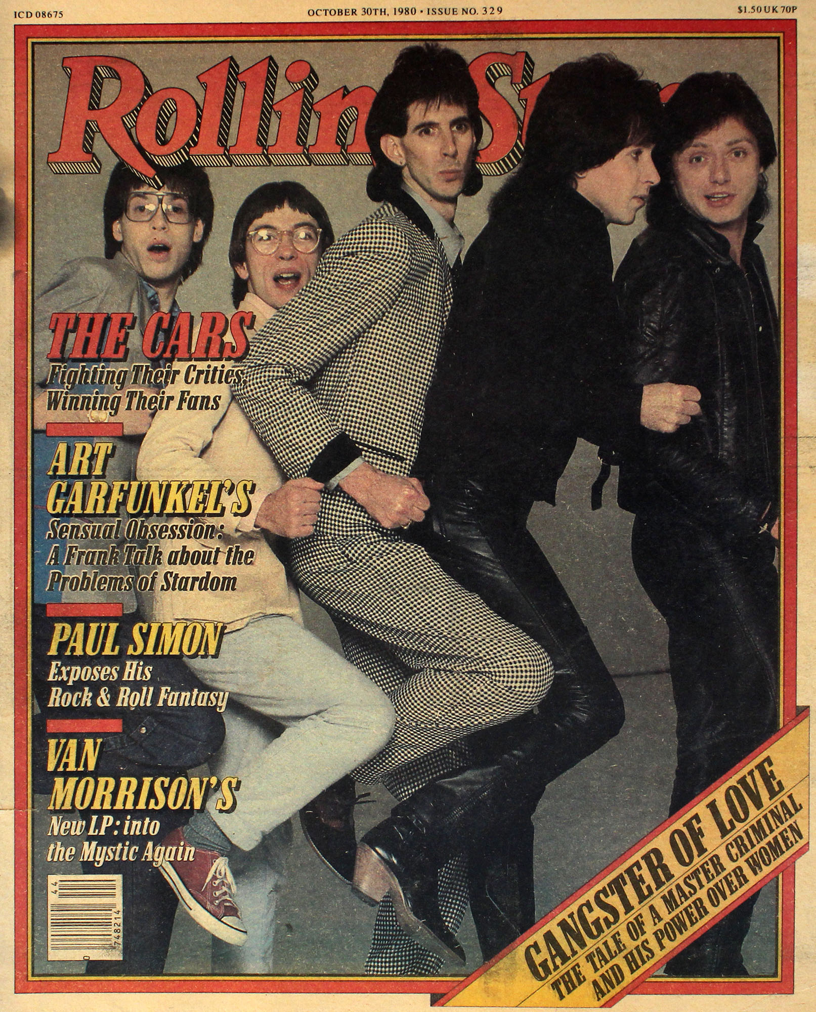 Rolling Stone Issue 329