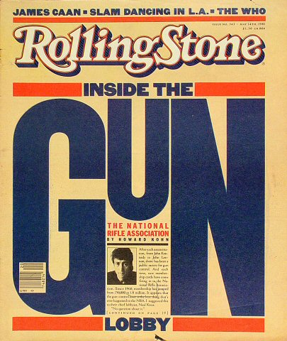 Rolling Stone Issue 343