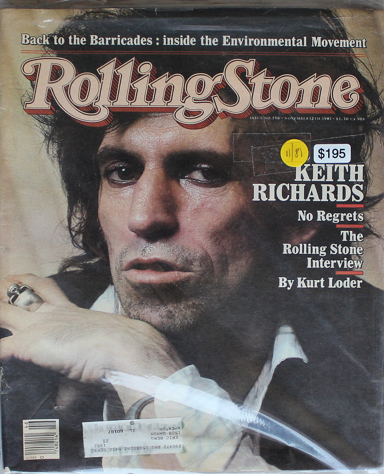 Rolling Stone Issue 356