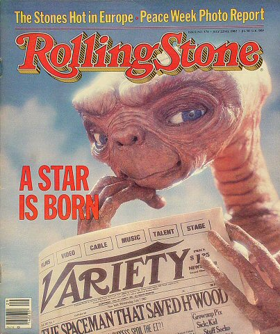 Rolling Stone Issue 374