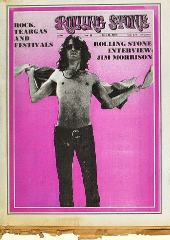 Rolling Stone Issue 38