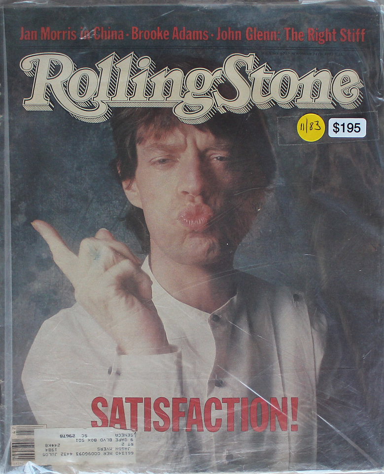 Rolling Stone Issue 409