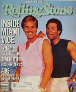 Rolling Stone Issue 444 Magazine
