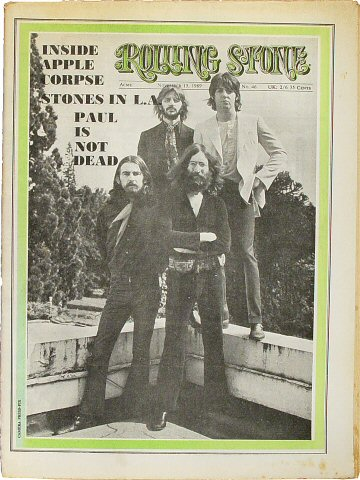 Rolling Stone Issue 46