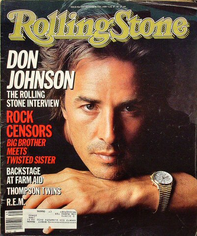 Rolling Stone Issue 460