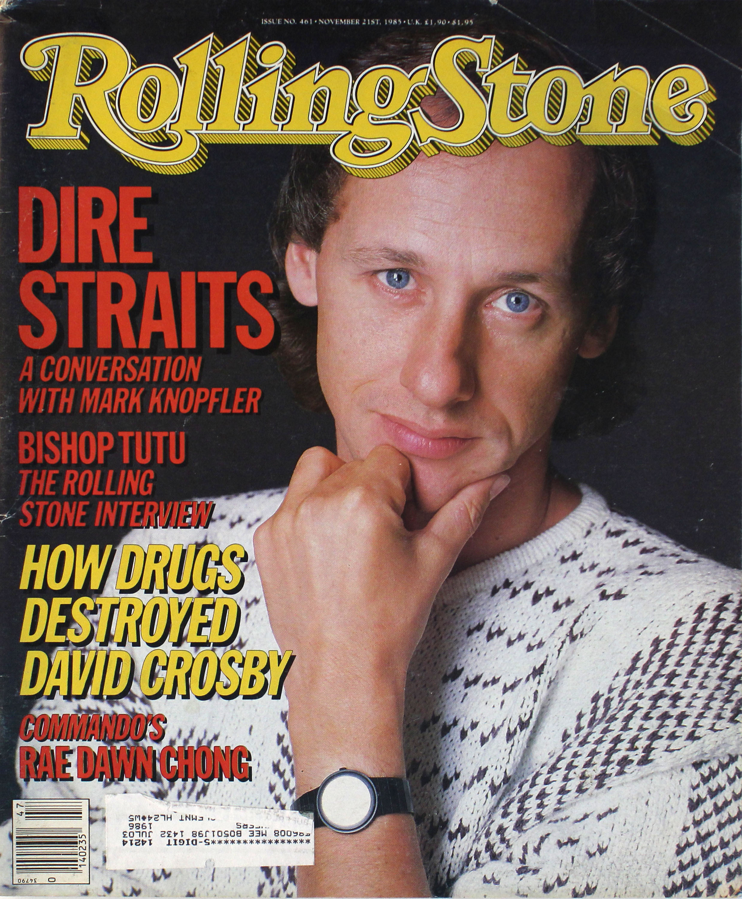 Rolling Stone Issue 461