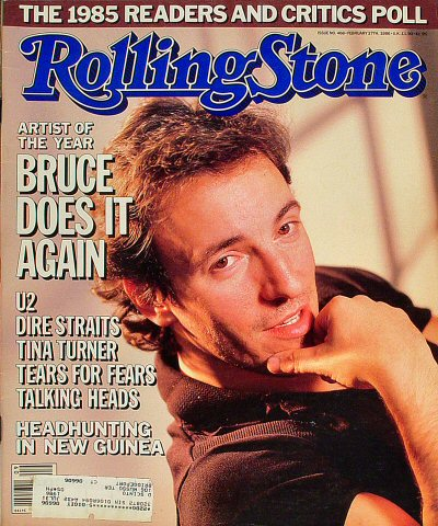Rolling Stone Issue 468