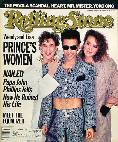 Rolling Stone Issue 472