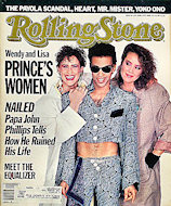 Rolling Stone Issue 472 Magazine
