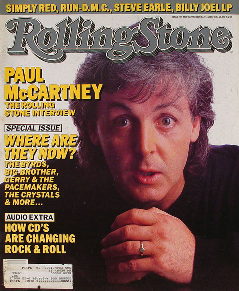 Rolling Stone Issue 482