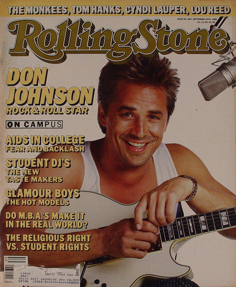 Rolling Stone Issue 483