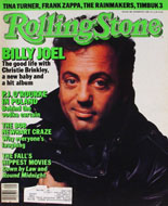 Rolling Stone Issue 486 Magazine