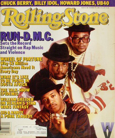 Rolling Stone Issue 488