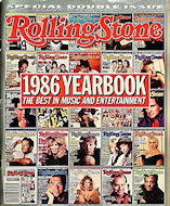Rolling Stone Issue 489/490 Magazine