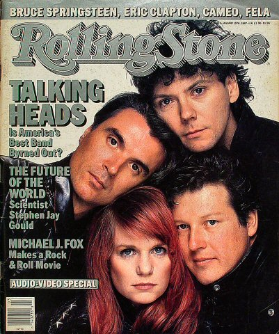 Rolling Stone Issue 491